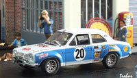 Miniature : 1/43ème - FORD Escort RS 1600 MK1