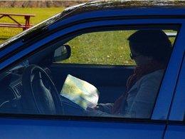 La majorité des disputes de couple en voiture concernent la direction à prendre