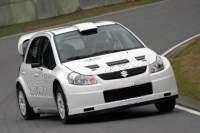"""Suzuki osera-t-il une SX4 """"WRX"""" ?"""