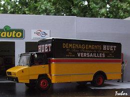 Miniature : 1/43ème - BERLIET Stradair