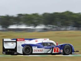 WEC/Sao Paolo: 1ère victoire méritée de Toyota face à Audi