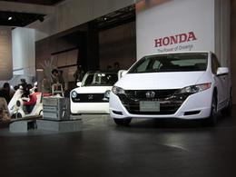 Honda veut lancer deux nouveaux modèles écolos au Japon et aux Etats-Unis d'ici 2012
