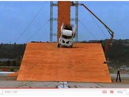 [vidéo] Team Hot Wheels : avant le record, la grosse frayeur