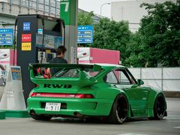 Porsche 993 RWB, attention monstre en liberté (surveillée)