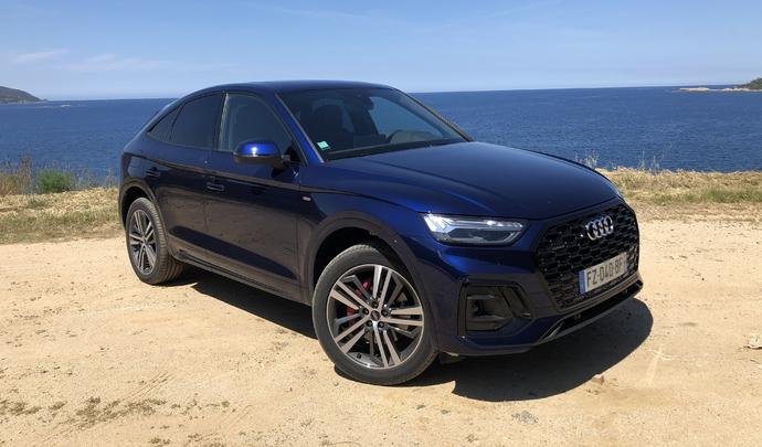 Essai vidéo - Audi Q5 Sportback (2021) : la version qu'il manquait