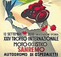24ème trophée de San Remo sur le circuit d'Ospeladetti.