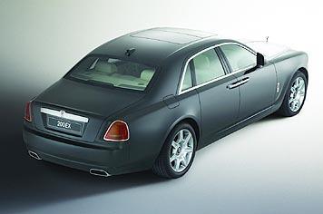Rolls Royce : coupé et cabriolet 200EX en préparation ?