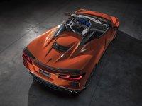 Chevrolet lance la Corvette C8 cabriolet