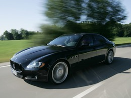 Maserati Quattroporte par Novitec Tridente : la MILD parfaite