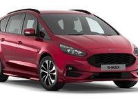 Ford S-Max et Galaxy: petit restylage et nouvelle gamme
