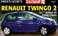 Prochaine Renault Twingo 2 : résurrection douloureuse !