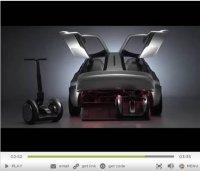 Salon de Francfort : Opel Flextreme Concept : nouvelle vidéo