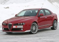 Alfa Romeo 159 by MS Design