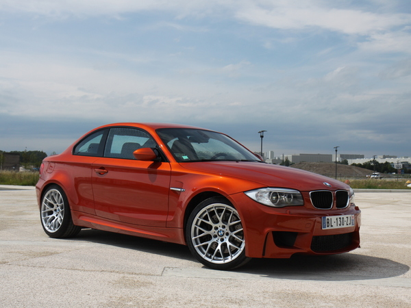 Essai vidéo - BMW Série 1M : mini M3