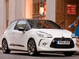 Mondial de Paris 2012 - Un concept DS3 Electrum, électrique, pour Citroën!