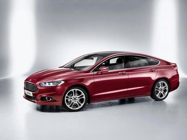 La 5ème génération de Ford Mondeo arrivera au 3ème trimestre 2014