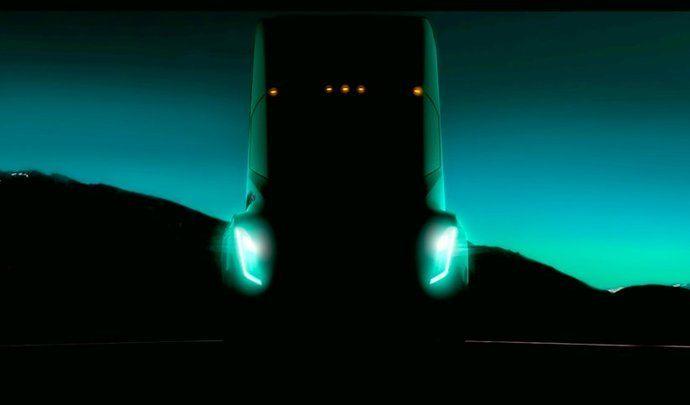 Tesla: oh le beau camion!