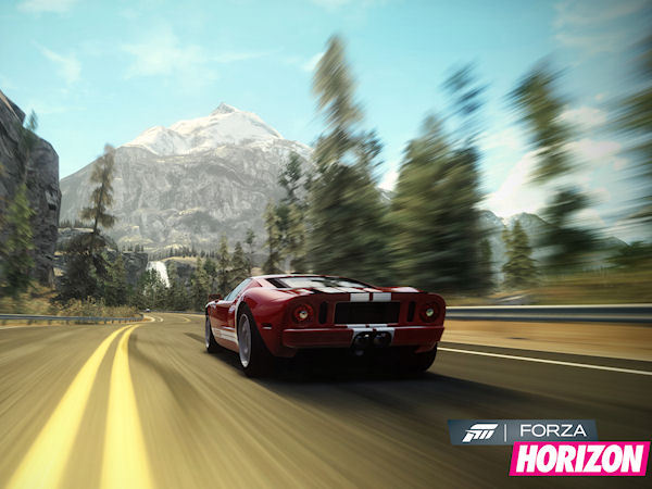 Forza Horizon, première prise en main