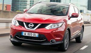 La part de marché des SUV atteintdes niveaux records en France et en Europe