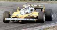 Sepang, un petit parfum du passé pour Renault