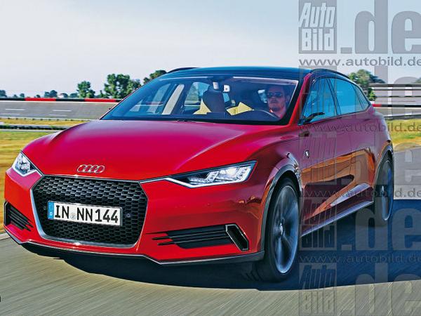 """Future Audi Q8: pour contrer """"la menace Tesla""""!"""