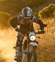 Moto Volt pour randonner en moto électrique