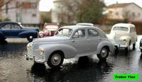 Miniature : Peugeot 203