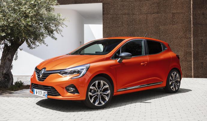 Renault Clio: le diesel est de retour