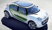 Bientôt une gamme nouvelle pour des Citroën vertes!