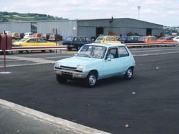 Souvenir souvenir... la Renault 5 électrique de 1973