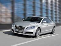 Future Audi A8: existera également en 4 cylindres!