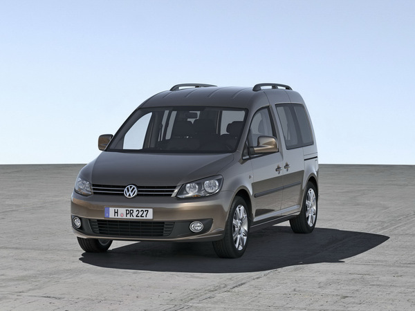 Nouveau Volkswagen Caddy : c'est lui