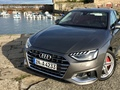 Essai vidéo – Audi A4 restylée (2019): le choix rationnel