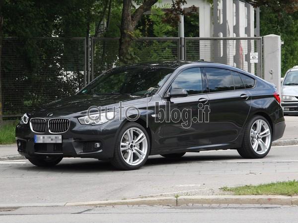 Surprise : la BMW Série 5GT revêt le pack M