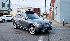 Accident mortel Uber: la voiture autonomea détecté le piétonmais a choisi de ne pas l'éviter