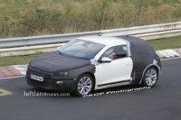 Future Volkswagen Scirocco pour Genève