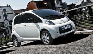 Citroën: une nouvelle génération d'électriques en 2020