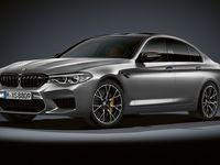 BMW dévoile la M5 Competition avec 625 ch