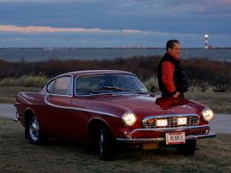 Un américain a parcouru 4.5 millions de km en Volvo P1800 !
