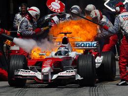 Les équipes de F1 refusent le retour des ravitaillements
