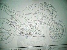 Actualité moto - Kawasaki: Vers une ER3 ou une Z300 ?
