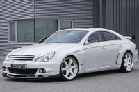 Mercedes CLS GTR by ART : brutale !