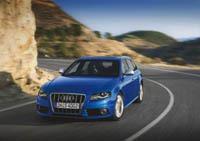 Audi: des 4 cylindres pour les futures S4 et S5!