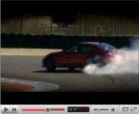 La vidéo du jour : Lexus IS-F à Laguna Seca