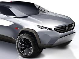 Peugeot et le magazine GQ créent un SUV sportif