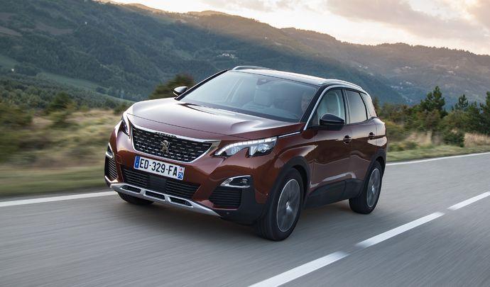 Peugeot va tester des 3008 autonomes