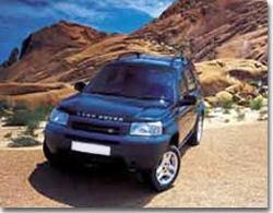 "Land Rover Freelander : un ""baby"" Land"