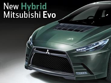La prochaine Mitsubishi Evo sera hybride