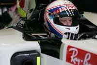Le team Honda Racing F1 tourne seul sur le circuit de Vallelunga
