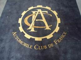 Drame à l'Automobile Club de France